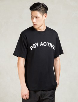 P.A.M. Black Psy Active T-shirt Picture