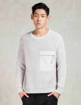 Blood Brother Grey Capture Knit Picture