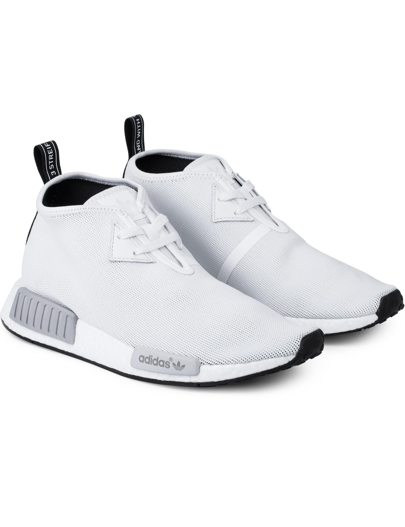 adidas nmd c1 white