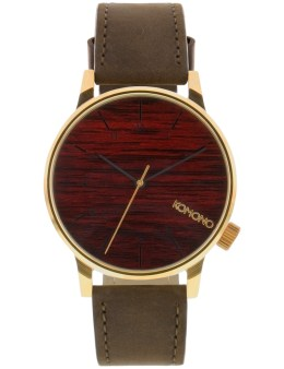 KOMONO Gold Wood Winston Watch Picture