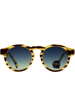 KOMONO Lined Tortoise Clement Sunglasses Picture