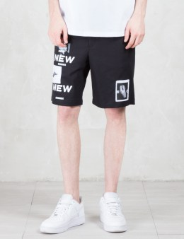 MISBHV New Beginnings And Patches Shorts Picture