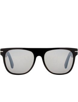 SUPER BY RETROSUPERFUTURE Flat Top Triflect Sunglasses Picture