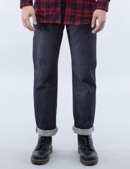 Levi's Vintage Clothing Rigid 1947 501 Slim Fit Jeans Picture