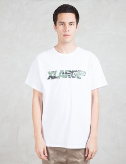 XLARGE Reflector Camo Standard Logo S/S T-Shirt Picture