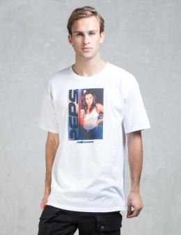 The Hundreds The Hundreds X Pepsi 1990's T-Shirt Picture