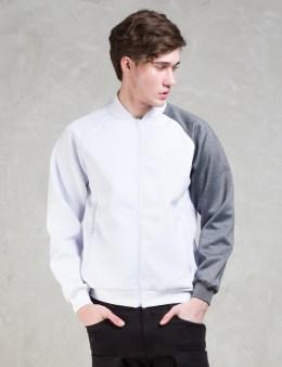 PUBLISH White Prefontaine Jacket Picture