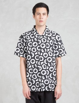 Stussy 8 Ball Pattern Shirt Picture
