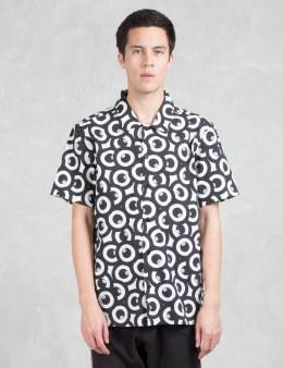 Stussy 8 Ball Pattern Shirt Picture