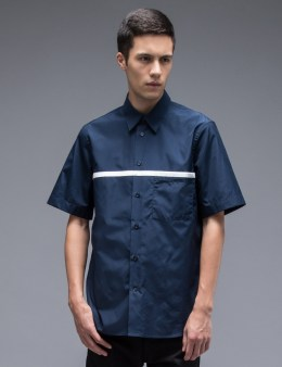 MARNI S/S Shirt With Chest Stripe Picture