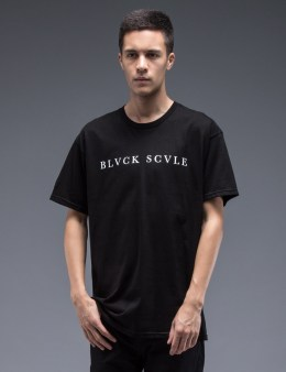 Black Scale Triple Templar S/S T-Shirt Picture