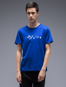 CARVEN Ginkgo Print Logo S/S T-Shirt Picture