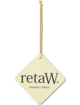 retaW Fragrance Car Tag OYL Picture