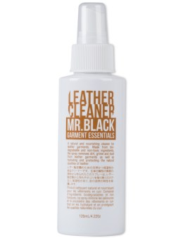Mr. Black Garment Essentials Leather Cleaner 125ml Picture