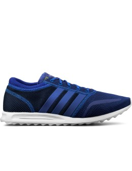 adidas Originals Blue Los Angeles Shoes Picture