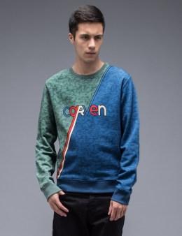 CARVEN Logo Print Sweatshirt Picture