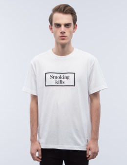 #FR2 Smoking Kills S/S T-Shirt Picture