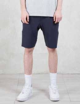 Champion Reverse Weave Contrast Waistband Sweat Shorts Picture