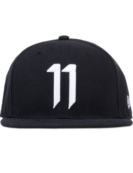 11 By Boris Bidjan Saberi New Era 59fifty Snapback Picture