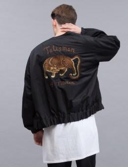 SASQUATCHFABRIX. Oriental Reversible G-1 Jacket Picture