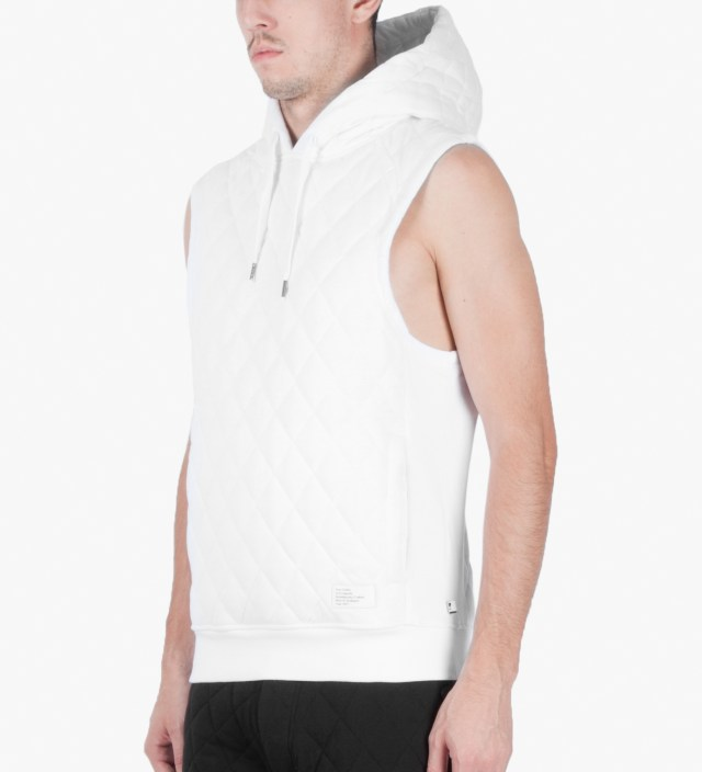 Play Cloths Bleach White Wild Child Hoodie