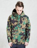 Xlarge 2 Layer Camo Jacket Picture