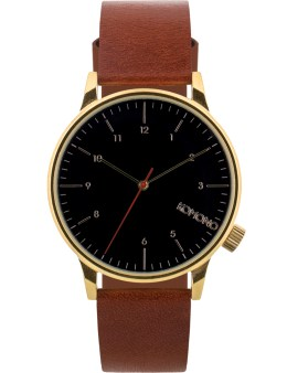 KOMONO Brown Winston Regal Watch Picture