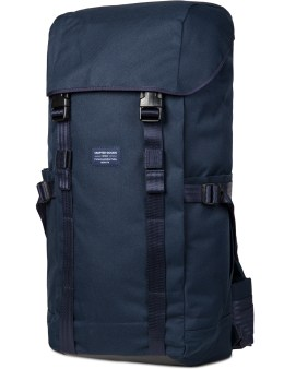 Crafted Goods Blue Kamino Backpack Picture