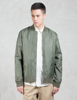 Norse Projects Ryan Light Ripstop Bomber Jacket Picture