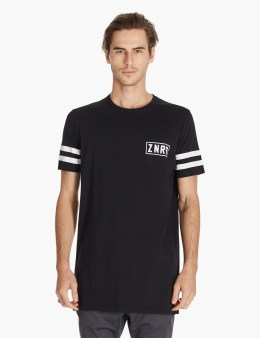 ZANEROBE Black A-band Tall T-shirt Picture
