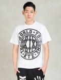 KTZ White S/S Oversized Logo Slim T-Shirt Picture