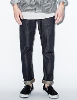Nudie Jeans Blue Tube Tom Gloom Denim Jeans Picture