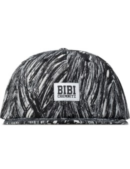 BIBI CHEMNITZ Black Wave Baseball Cap Picture