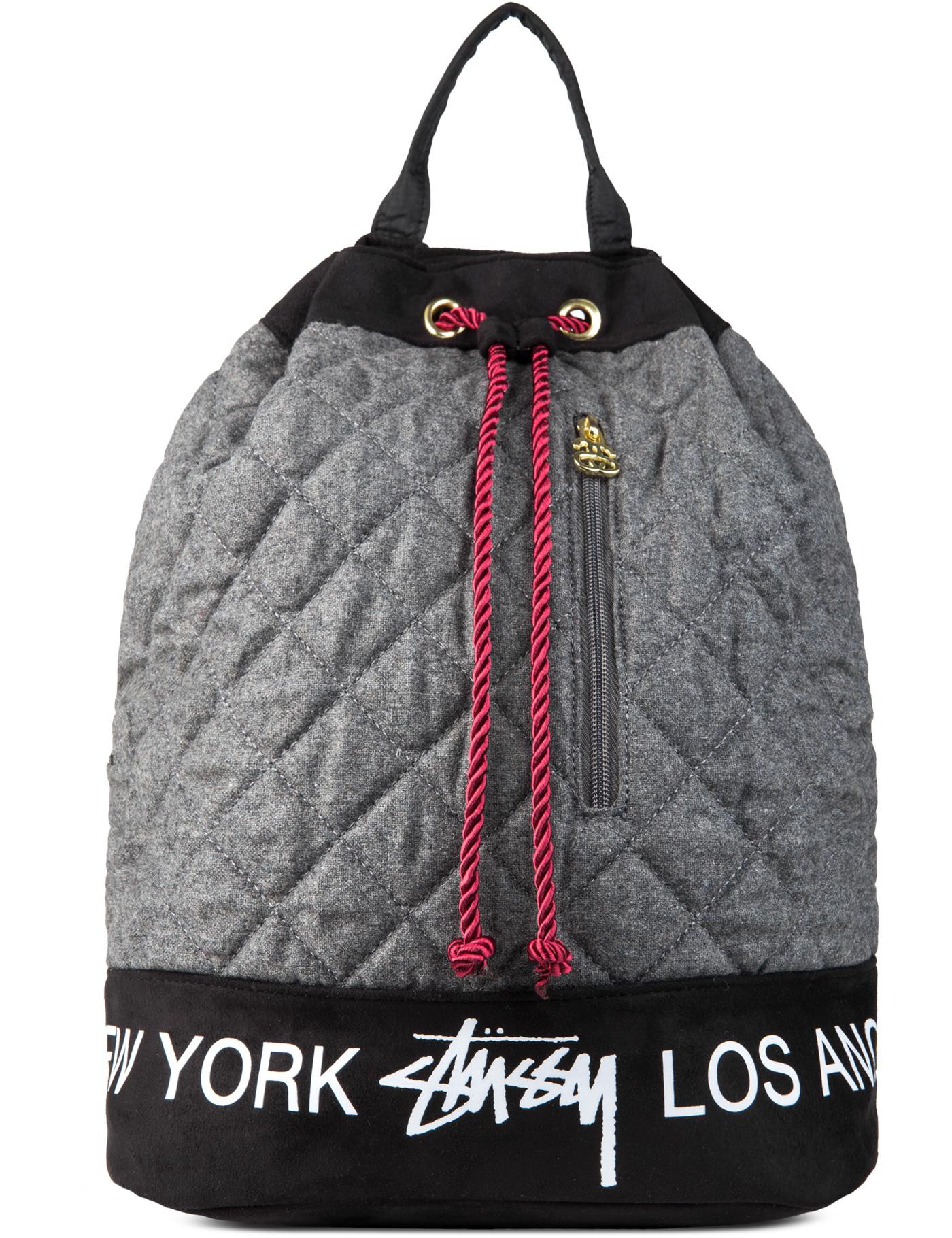 Stussy Wt Bucket Backpack   HBX.