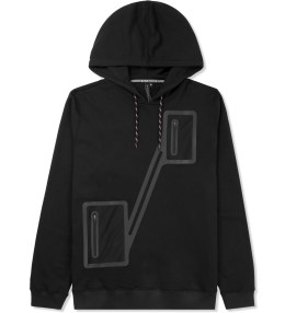 Uppercut Black Link Hoodie Picture