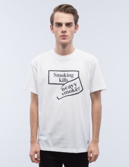 #FR2 Smoking Kills Heavy Smoker S/S T-Shirt Picture