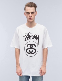 Stussy Stock Link T-Shirt Picture