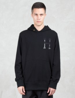 HUF Classic H Black Bandana Pullover Hoodie Picture