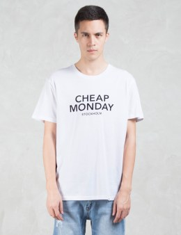 Cheap Monday Standard CM Stockholm T-Shirt Picture