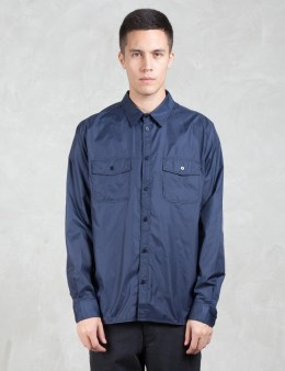 Norse Projects Hans Light Ripstop L/S Shirt Picture
