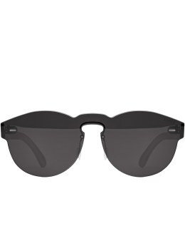 SUPER BY RETROSUPERFUTURE Tuttolente Paloma Black Sunglasses Picture