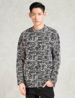 REPRESENT Clothing Black Sweater Picture