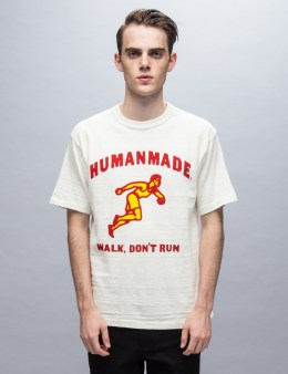 Human Made #1213 Walk, Don't Run S/S T-Shirt Picture