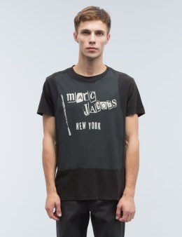 MARC JACOBS Punk Marc Jacobs S/S T-Shirt Picture