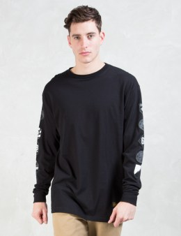 SSUR Insignia Printed L/S T-Shirt Picture