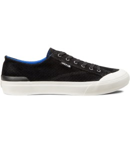 HUF Black Perf/Royal Classic Low Shoes Picture