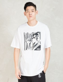 Stussy White Execution T-Shirt Picture