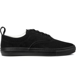 buddy Black Dachs Low Night Shoes Picture