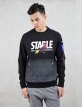 Staple Tiebreak Crewneck Sweatshirt Picture