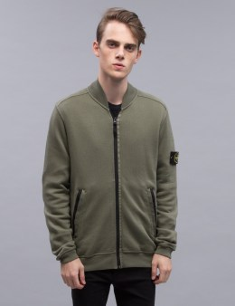 STONE ISLAND Sweat Bomber Picture